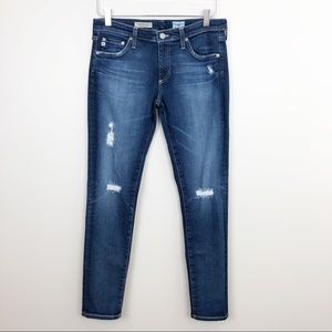 AG | The Legging Ankle Jeans 11 Years Swapmeet 29